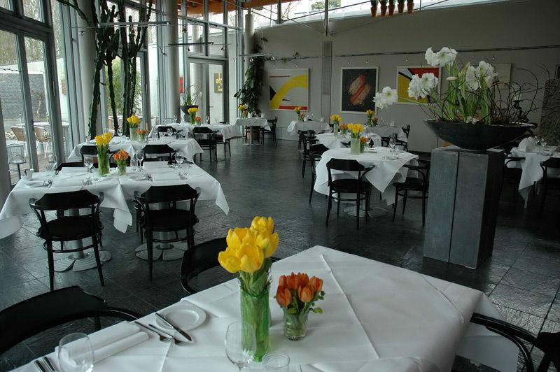 Beispiel: Räumlichkeiten, Foto: Restaurant Art.