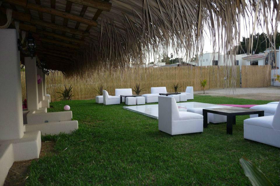 Salón Jardín La Paloma en Baja California Sur