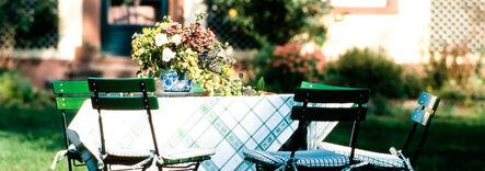 Beispiel: Romantische Stimmung, Foto: Romantik Hotel Linslerhof.