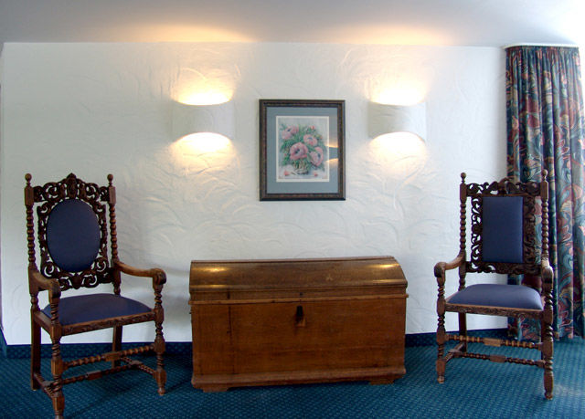 Beispiel: Zimmer, Foto: Landhaus Alpinia.