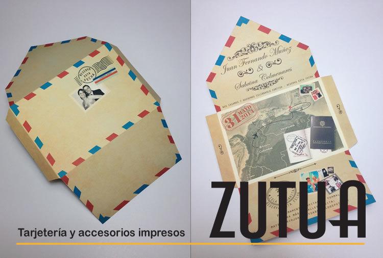 Sobre correo postal