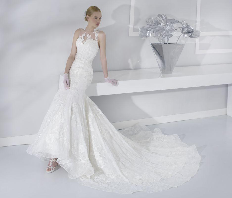 lo stile romantico per la sposa tradizionale
