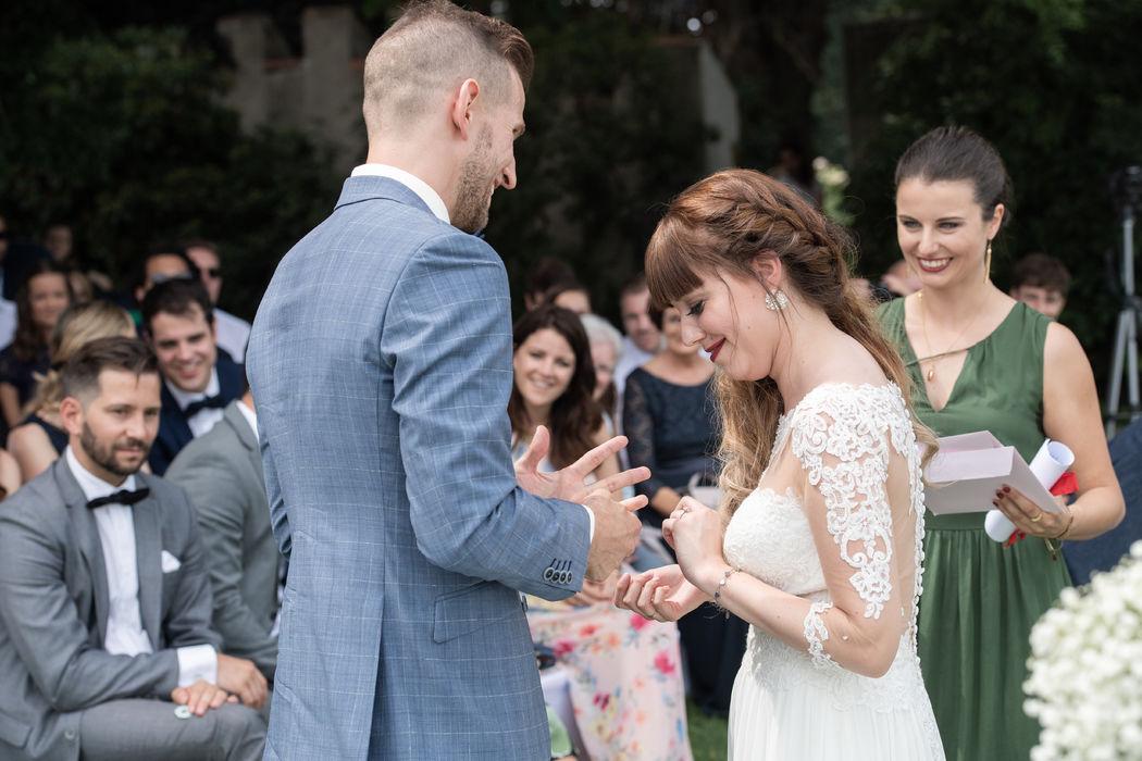 Festreden - freie Trauungen und Zeremonien