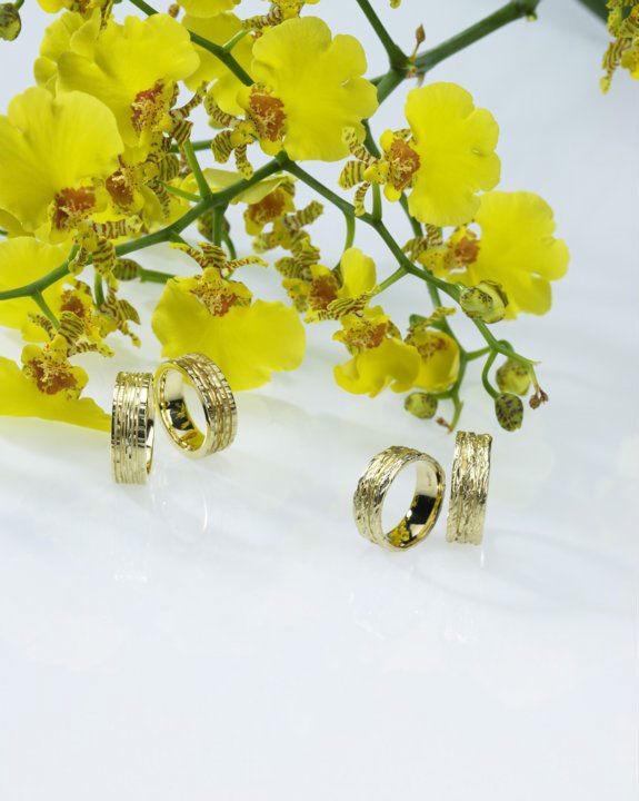 Beispiel: Finden Sie Ihre persönlichen  Ringe, Foto: Stähli Goldschmied.