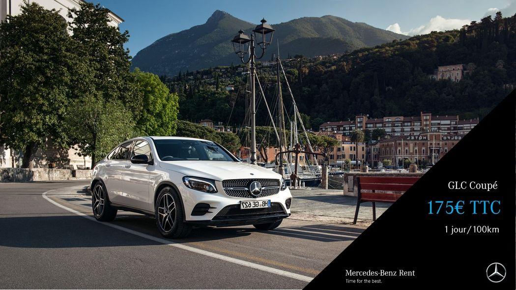 Mercedes-Benz Rent Viry-Châtillon