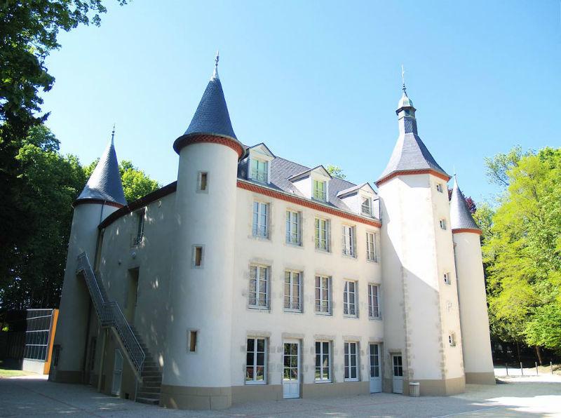 Château de la Motte - Allier