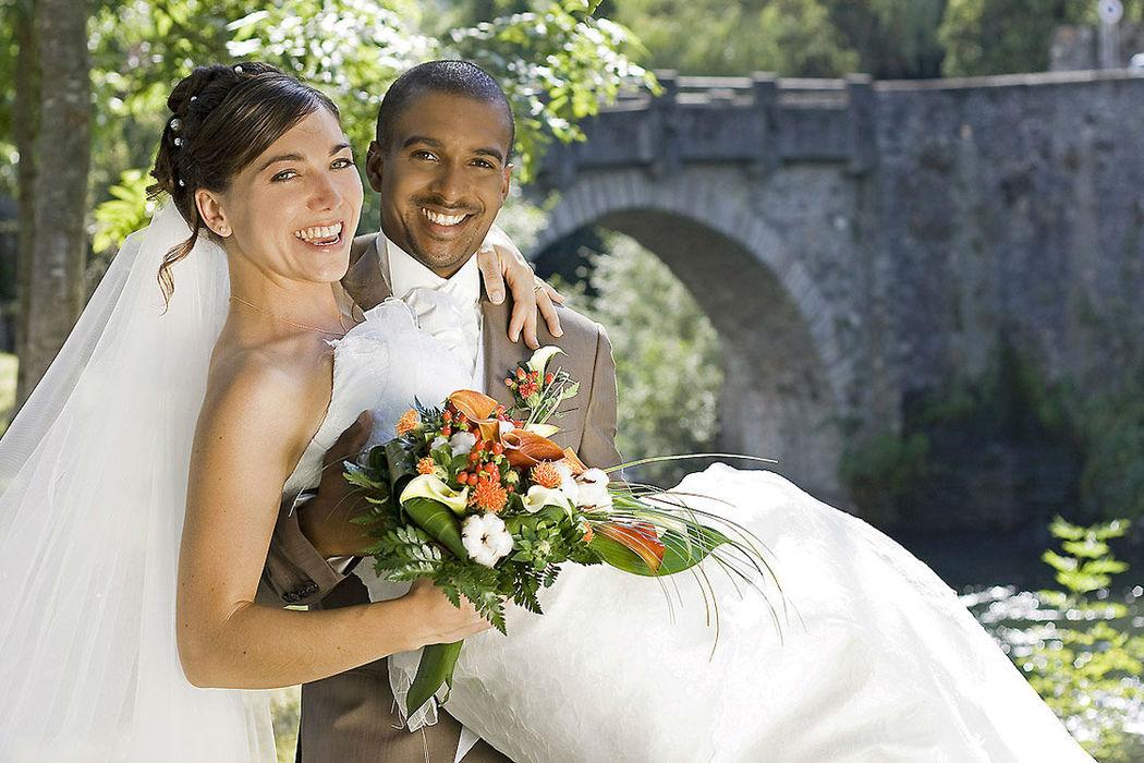 Beispiel: Portraitfotografie, Foto: Hochzeit Fotograf Thomas Hinder.