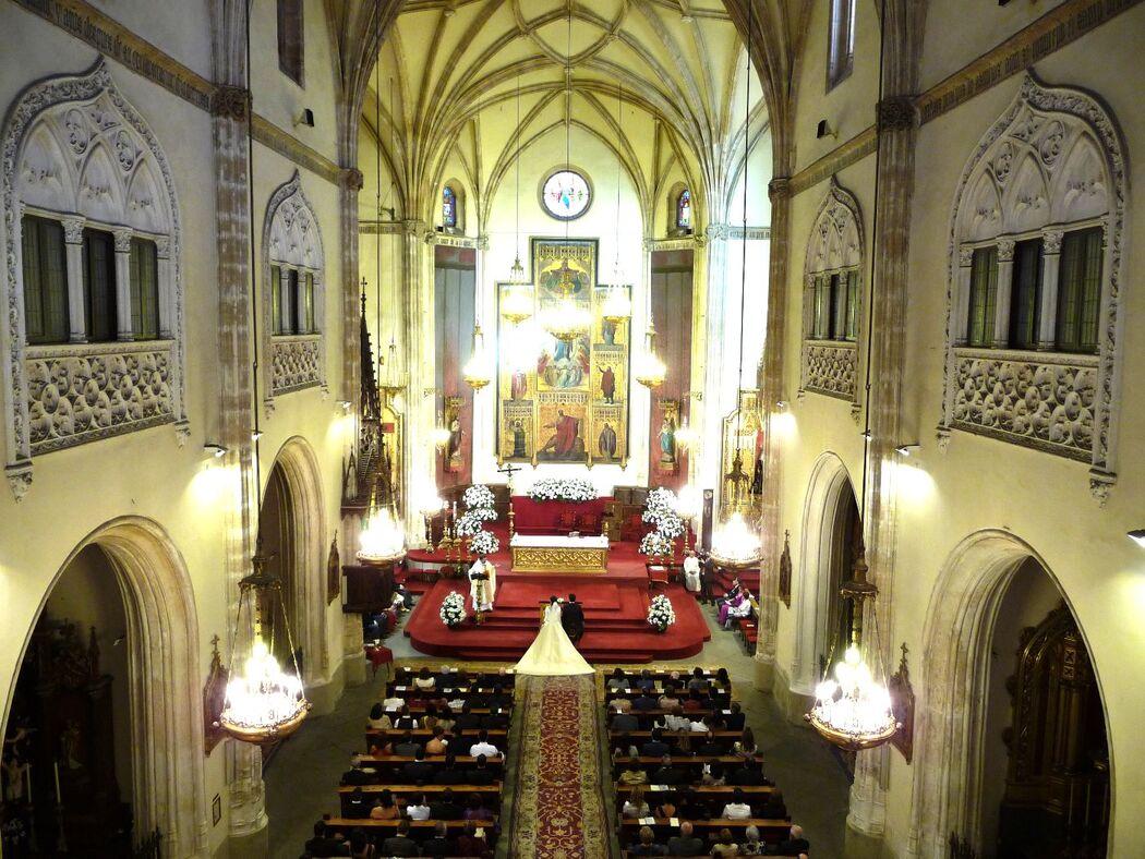 Real iglesia de Los Jerónimos, Madrid