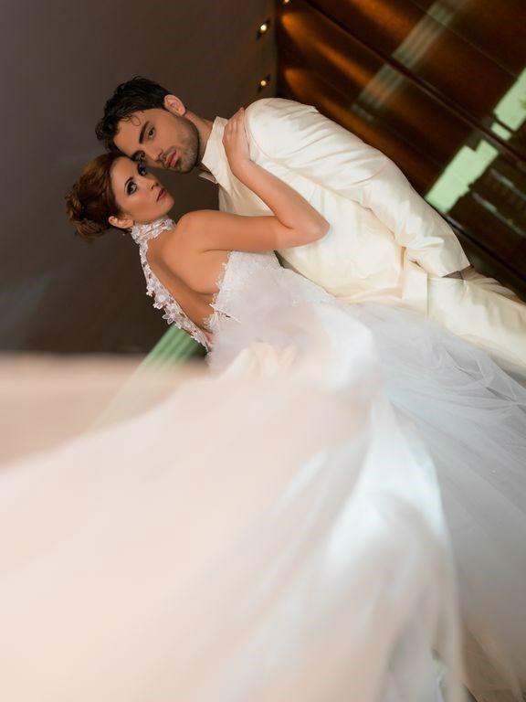 Beispiel: Styling für Braut und Bräutigam, Foto: Nina Tatavitto - My perfect look.