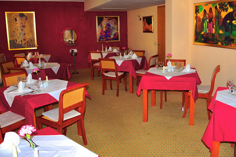 Beispiel: Innenraum, Foto: Seehotel im Spreewald.