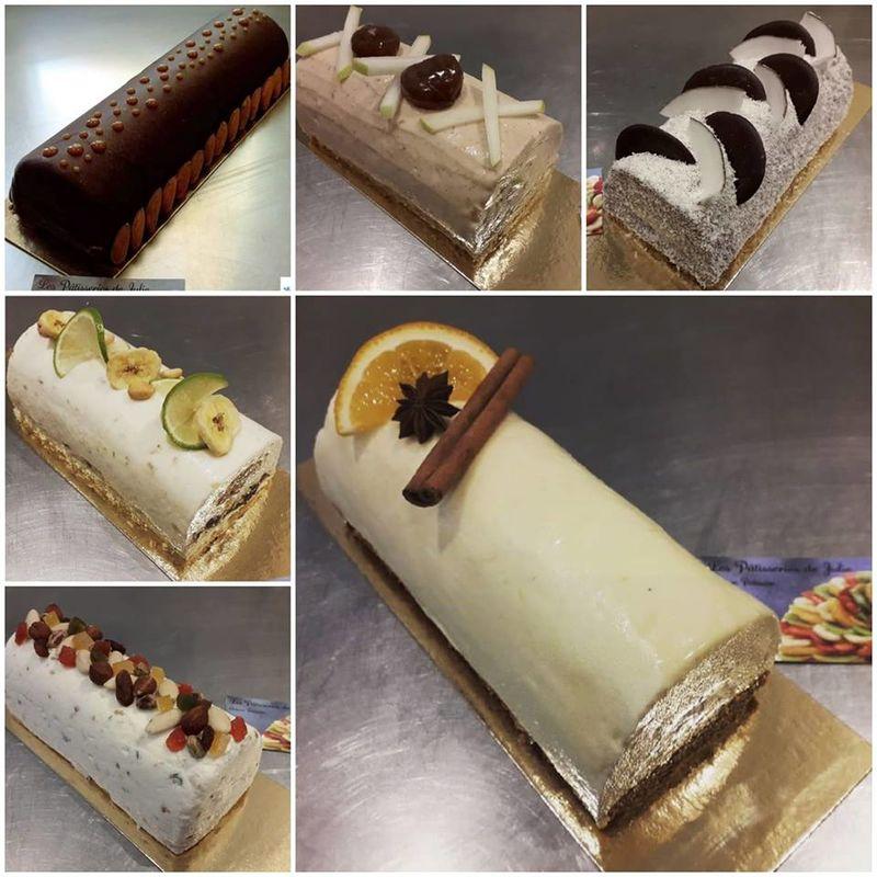 Les Pâtisseries de Julie