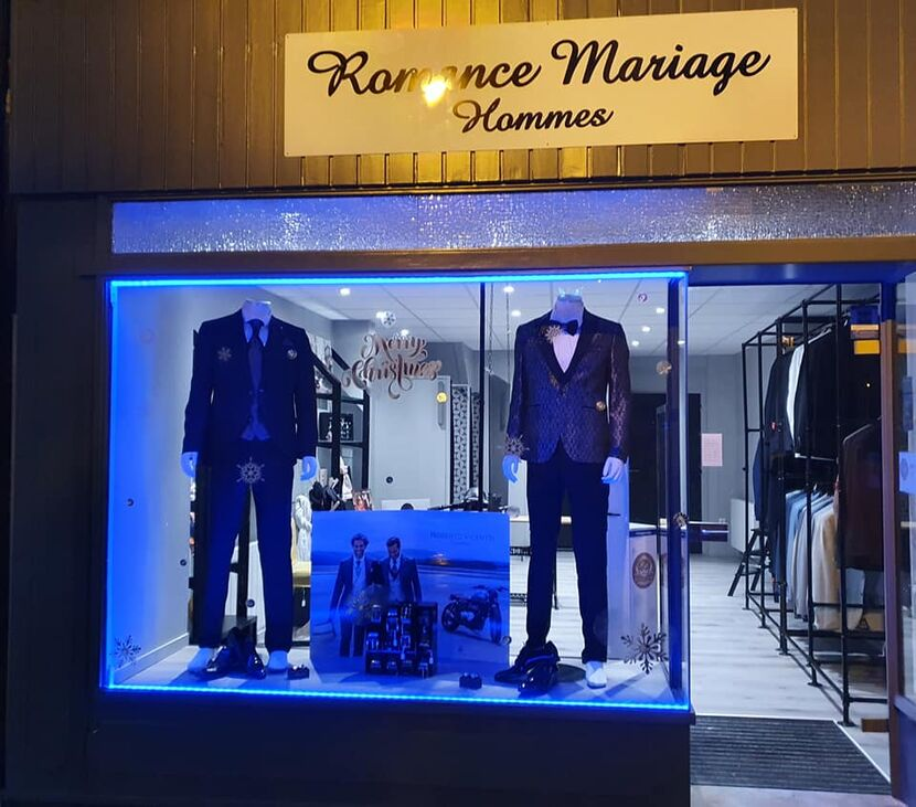 Romance Mariage