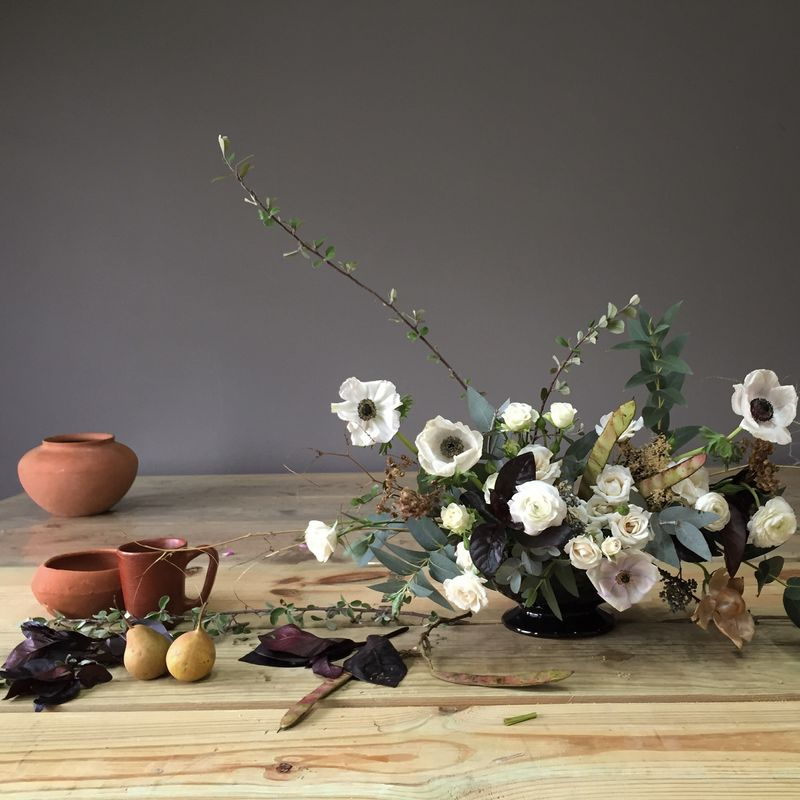 Allium by Olympia- centro de mesa  + styling