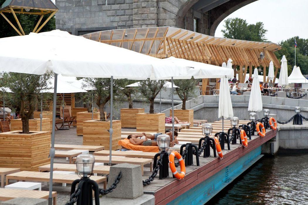 Ресторан Оливковый пляж