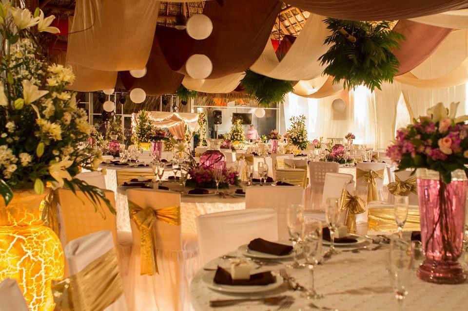 Salón la Foresta del Hotel - Villa Mercedes Palenque