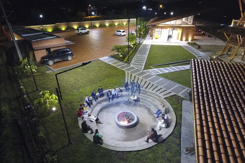 Centro de Eventos Mirador del Café