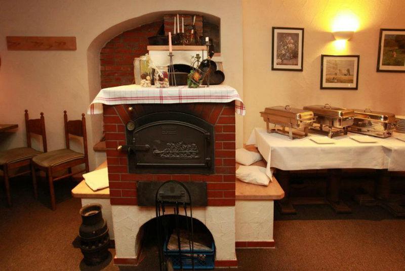 Beispiel: Alter Ofen, Foto: Hotel Schöne Aussicht.