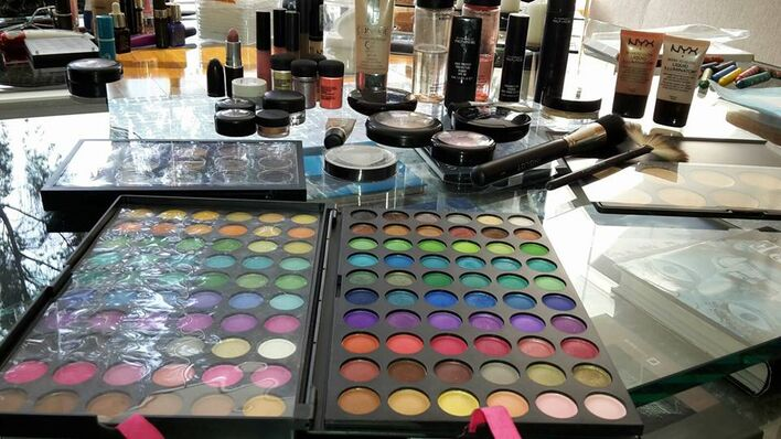 Carla Sifuentes Makeup Artist