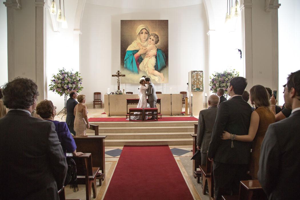 Beso - Ceremonia religiosa