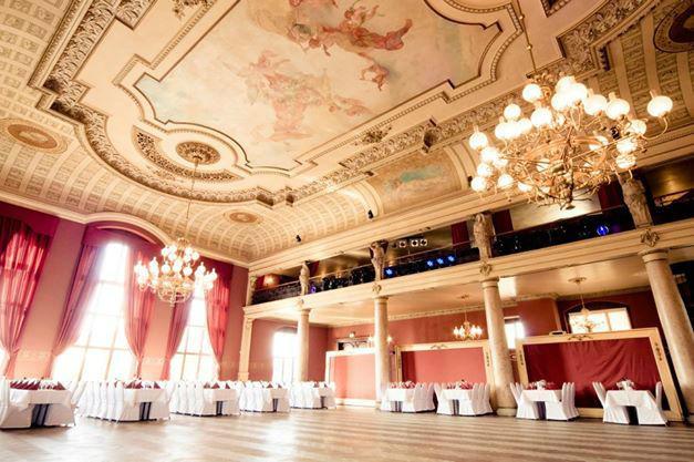 Beispiel: Ballsaal, Foto: Ball&Brauhaus Watzke.