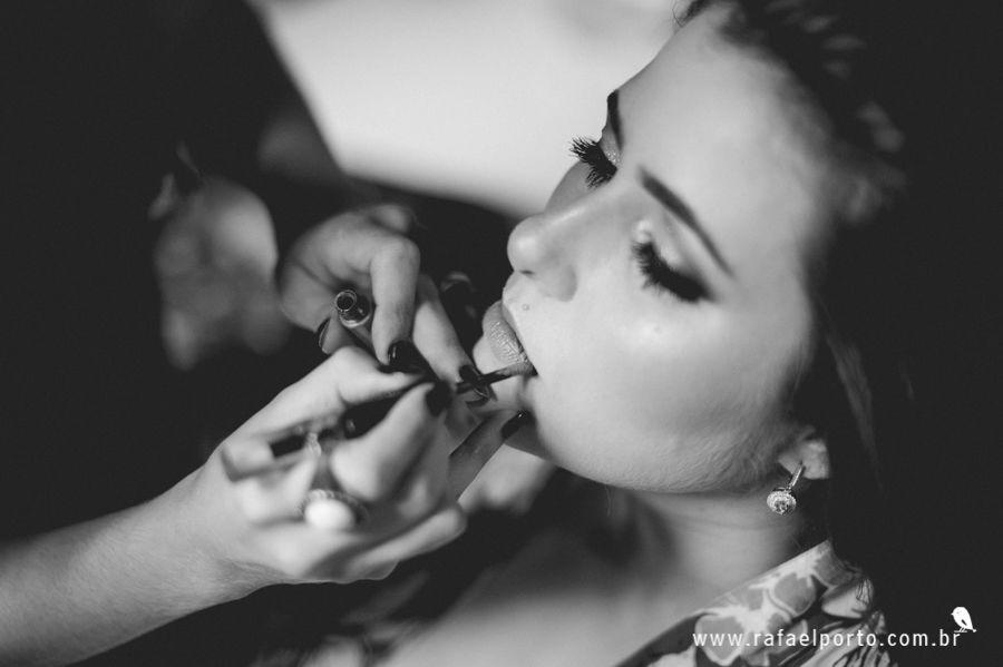 Maquiagem Casamento Rio de Janeiro Manu Guerra Makeup Foto: Rafael Porto
