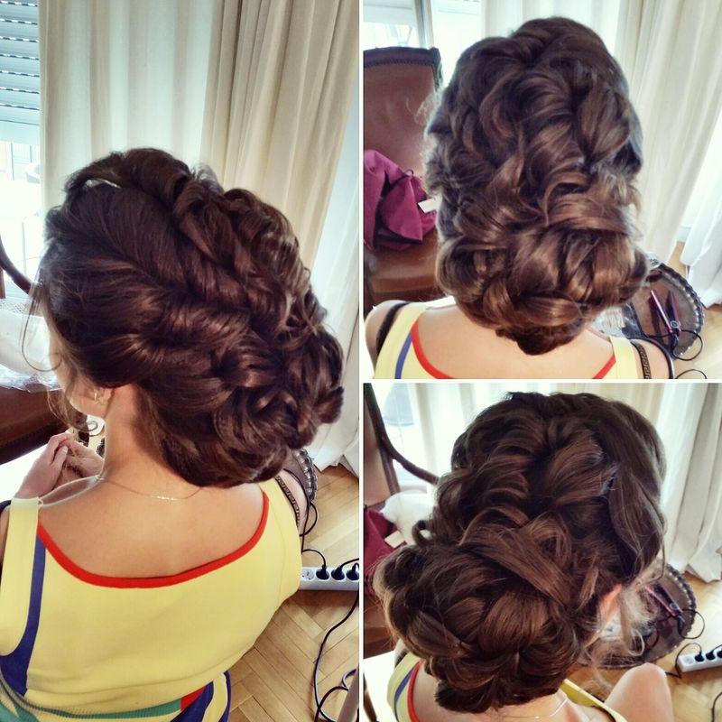 Makeup&Hairstyle: Tatiana Medved