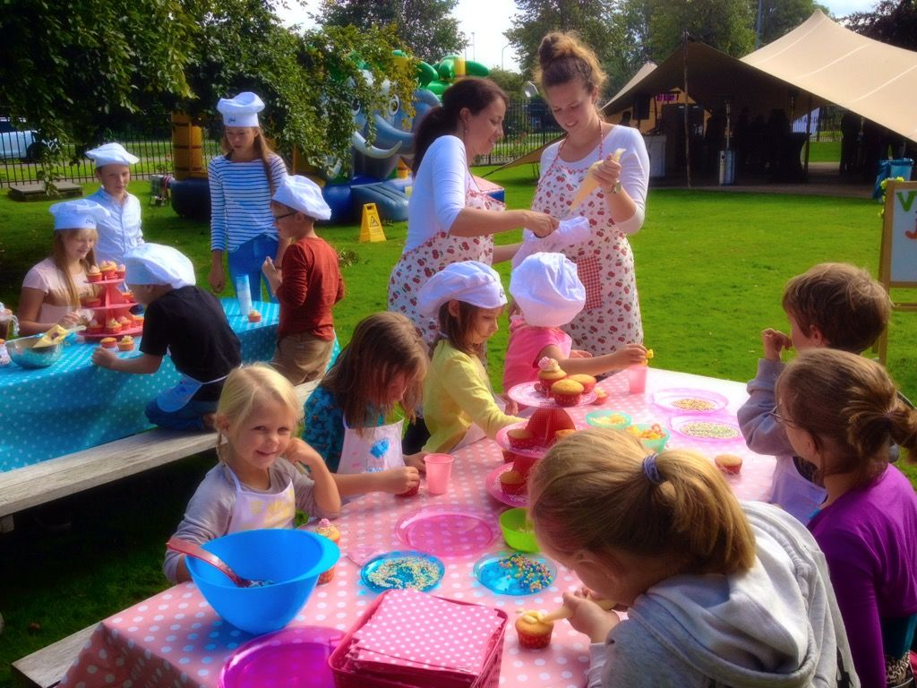 Villa Jojo Kinderevenementen