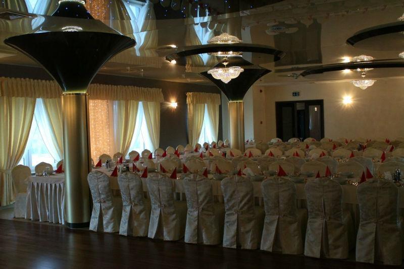 Dom weselny Atria w Goleniowie