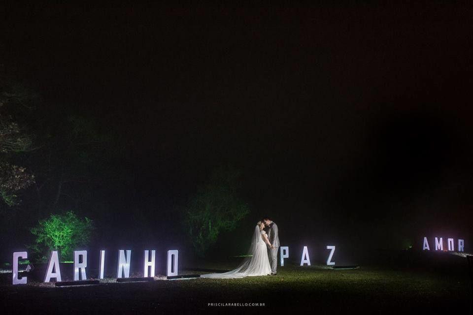 Casamento Camila e Gabriel - Mansão das Heras
