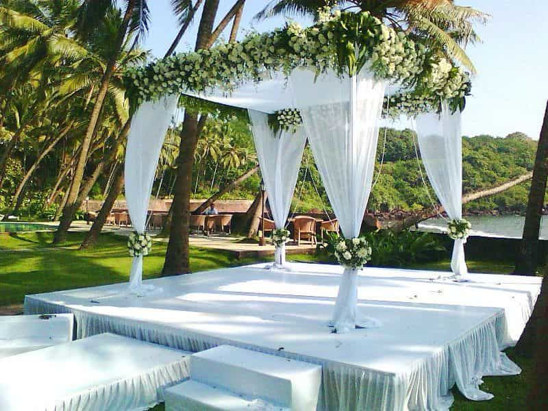 GoldenTree Wedding Planner Goa