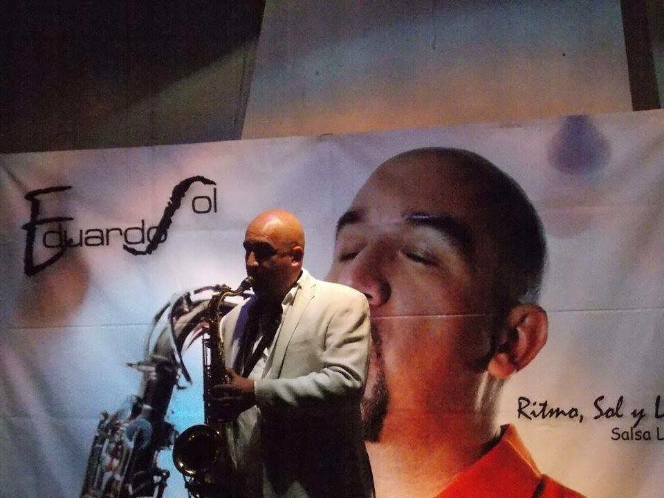 Eduardo Sol Saxofonista