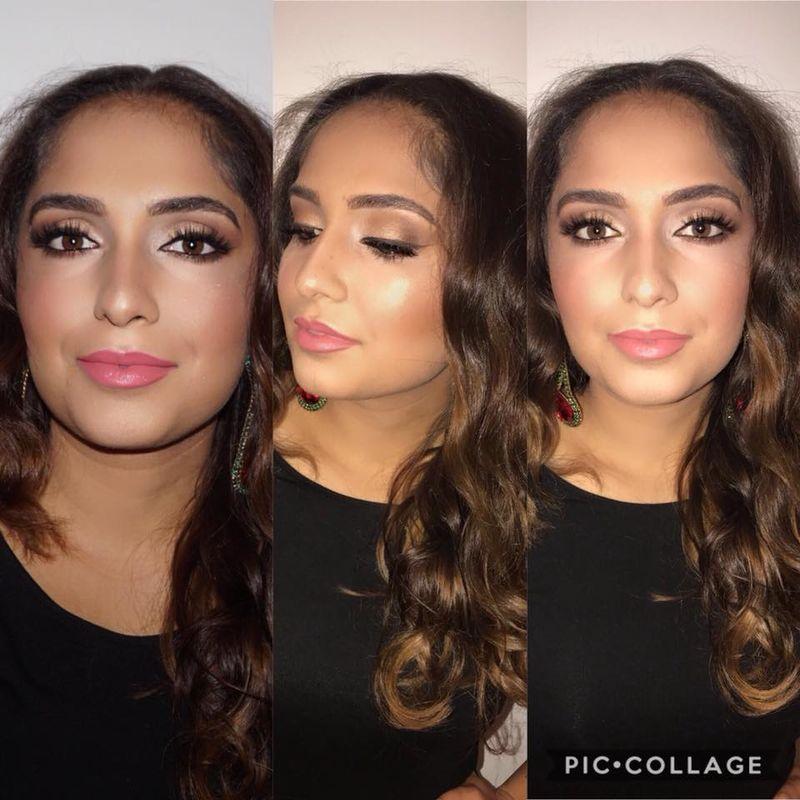 Make up on fleek by Diba Hakimi