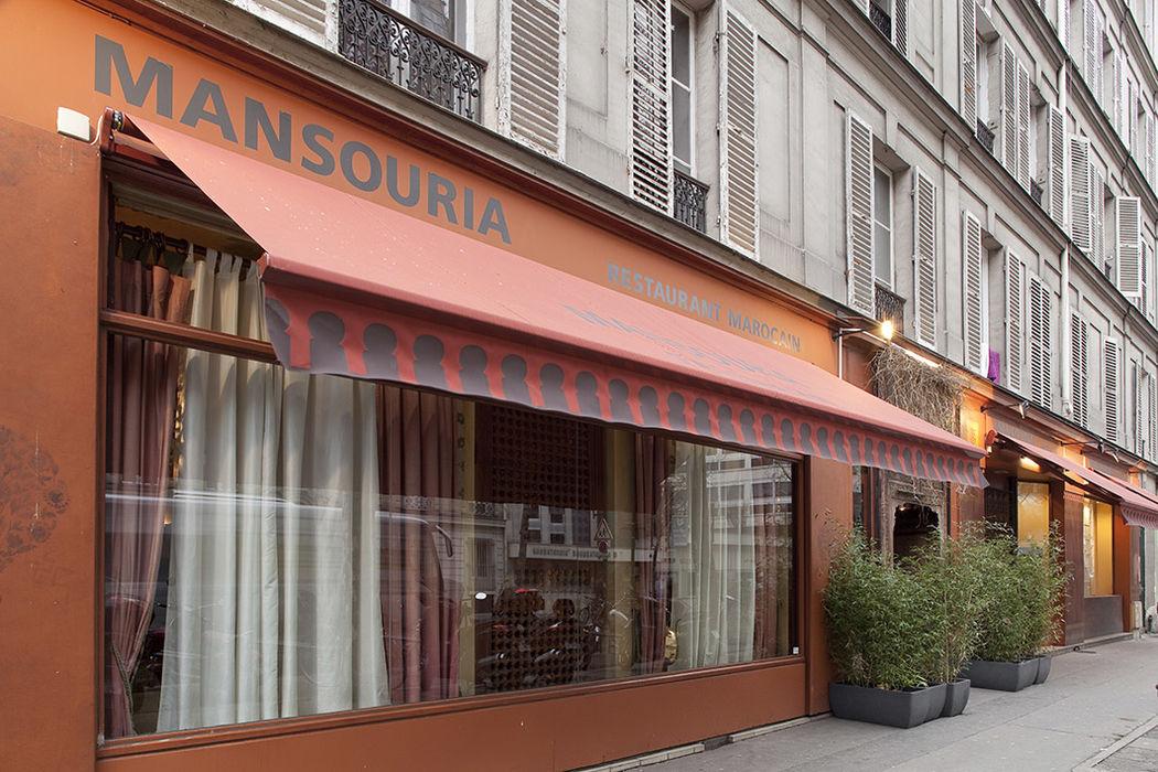 Le Mansouria