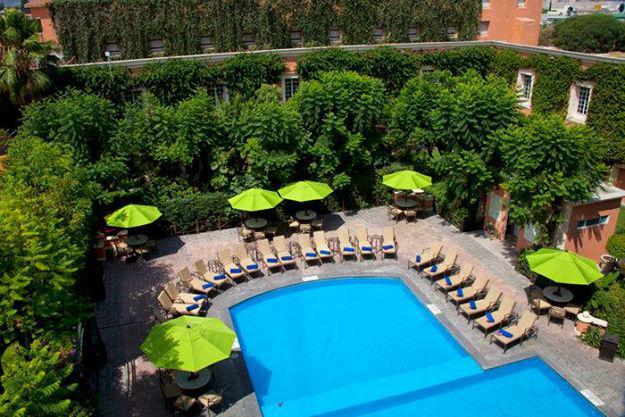 Hotel Plaza Camelinas en Querétaro