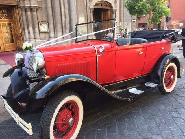Chicureo Wedding Car
