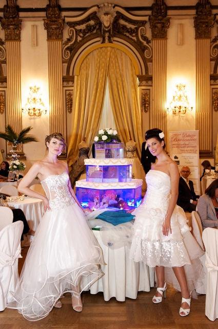 La nostra torta ad una esposizione