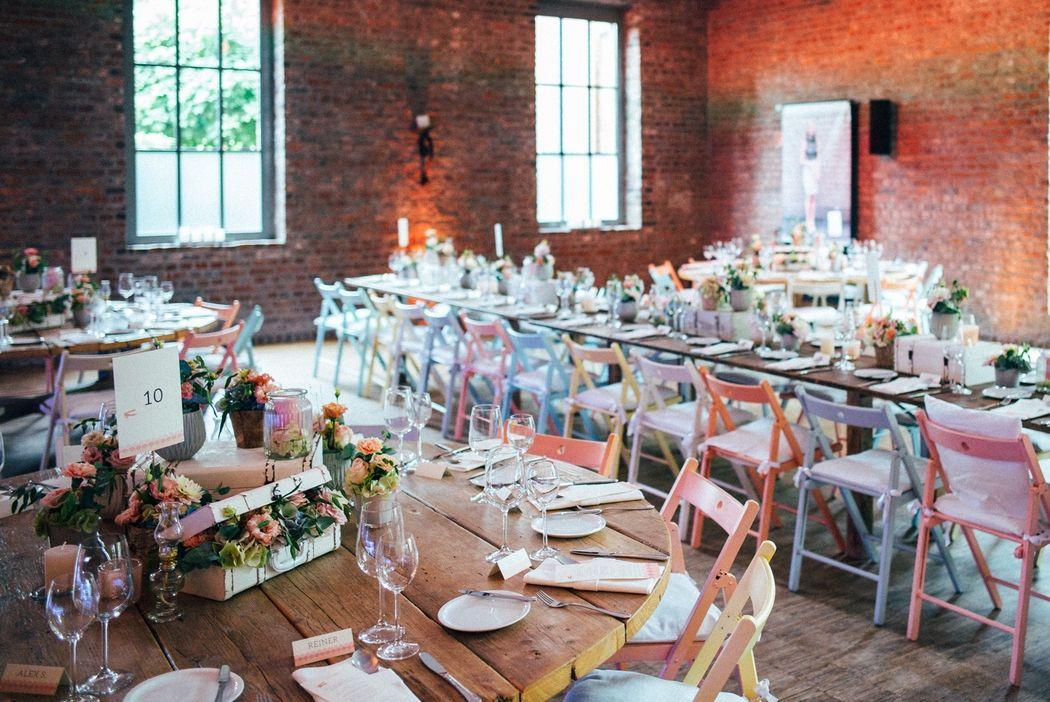 Tatiana de Weber - Agentur für Eventdesign und Hochzeitsplanung