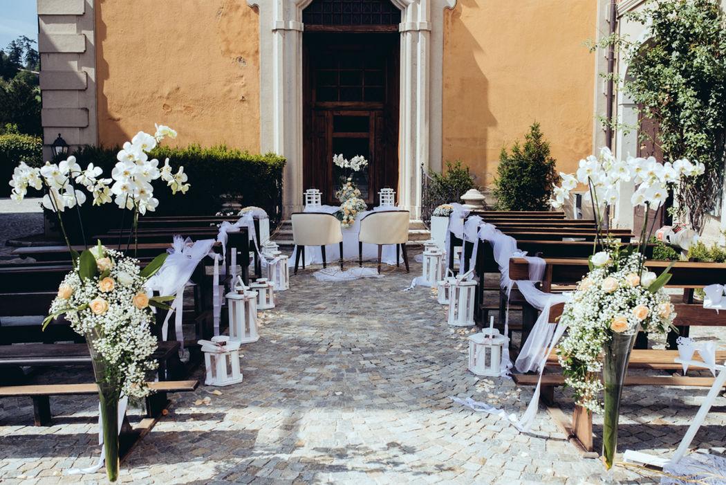 Luxury Events Flower Designer