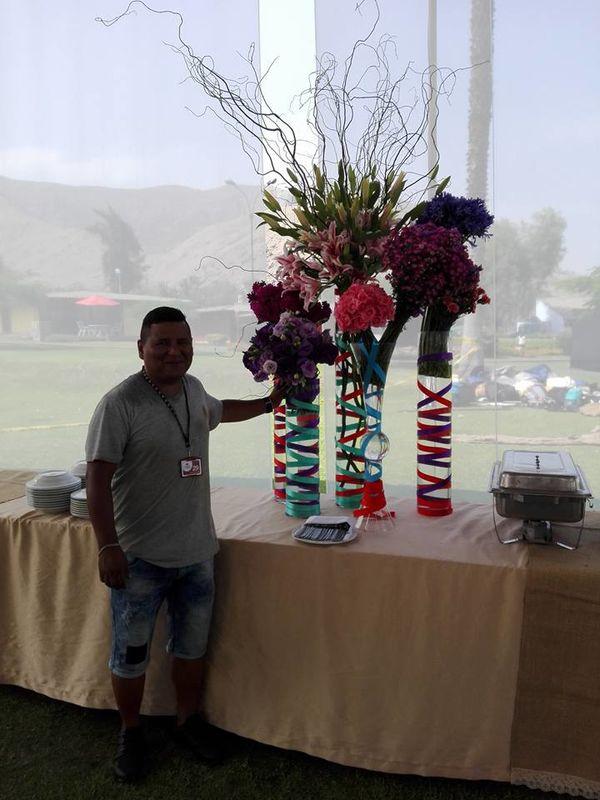 Luis Higa - Arte Floral