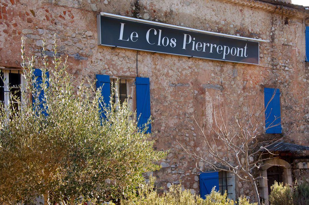 Le Clos Pierrepont