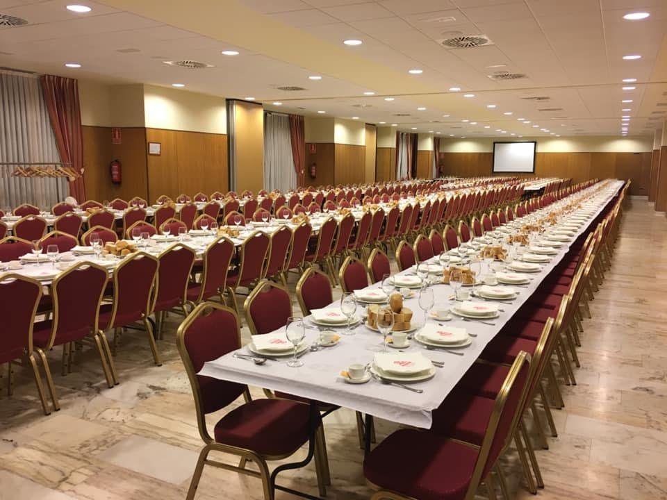 Salones Hotel La Casilla II