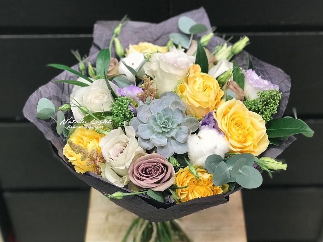 Букеты Light Flowers