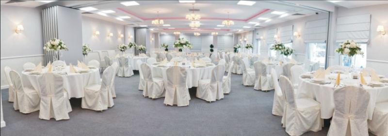 Hotel Sękowski, wesele
