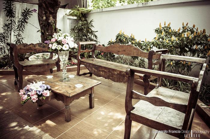 Casa de Festas e Buffet Carpe Diem. Foto: Leonardo Francia Design