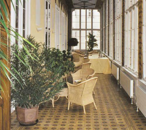 Beispiel: Wintergarten, Foto: Schloss Wolfsberg.