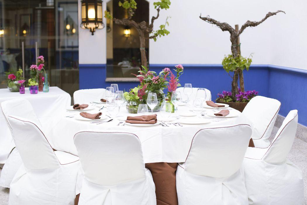 Restaurante y espacio para bodas y eventos en Toledo y a 1 hora de Madrid