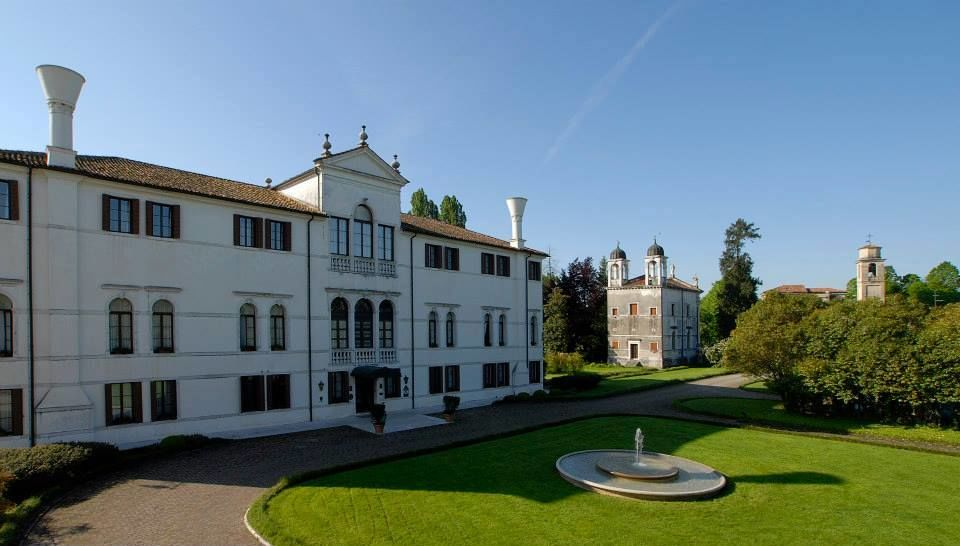 Villa Giustinian.