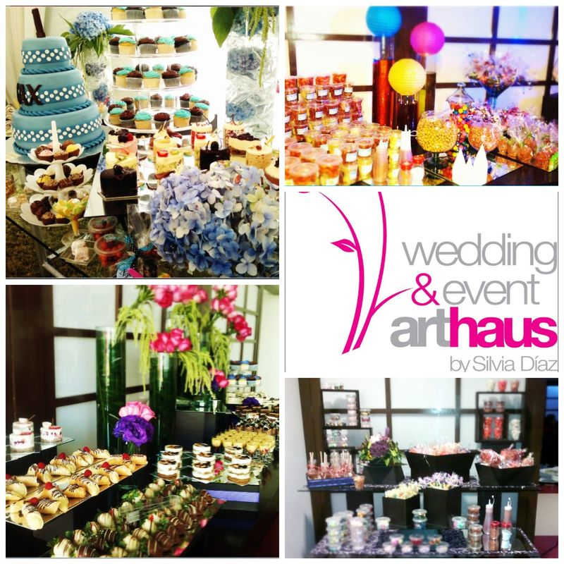 Silvia Diaz Wedding and Event Art Haus