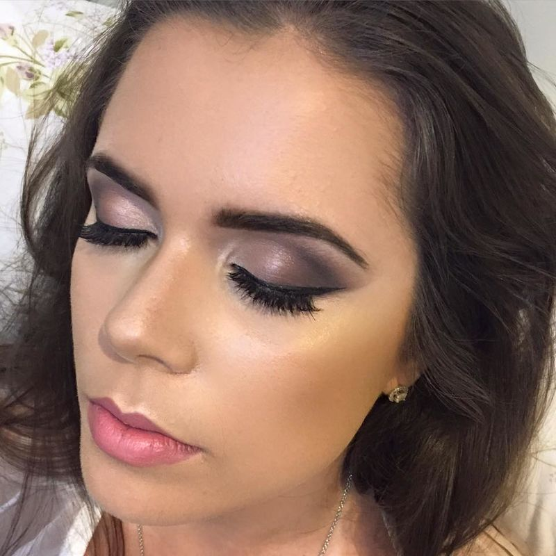 Bruna Landa Make Up