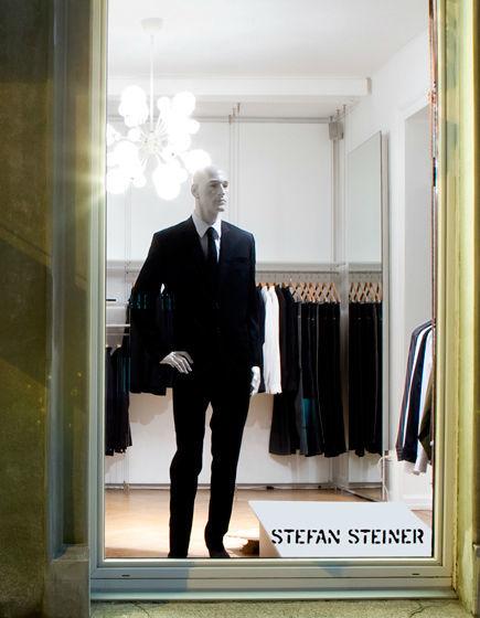 Stefan Steiner - Herrenmode